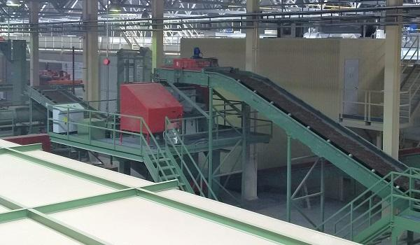 Fine roller mill (up to 0,7 mm.)