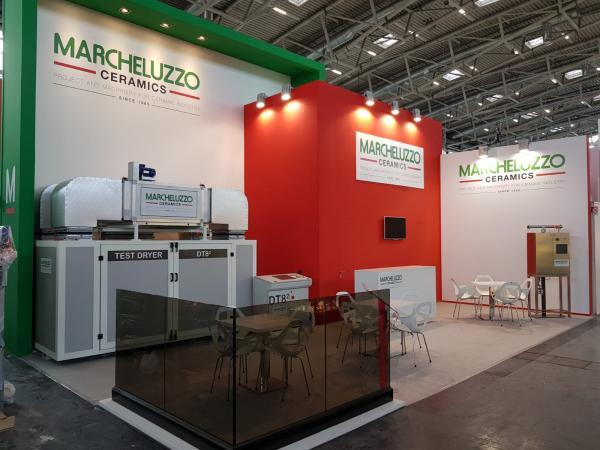 MADE IN ITALY at Ceramitec 2018